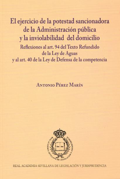 Publicaciones Pérez Marín Abogados - Administración publica