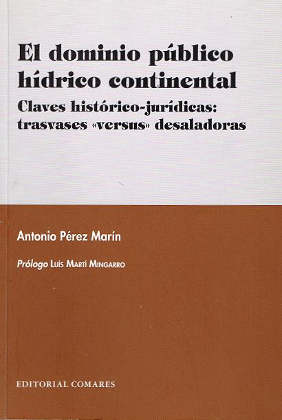 Publicaciones Pérez Marín Abogados - dominio hidríco público
