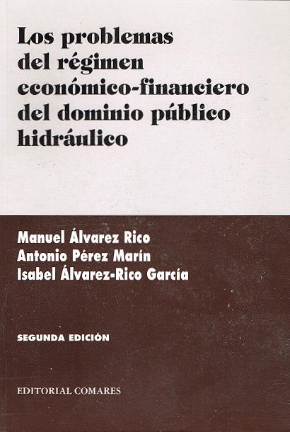 Publicaciones Pérez Marín Abogados - Problemas régimen económico