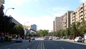 Catalogación inmuebles barrio de Nervión (SEvilla)