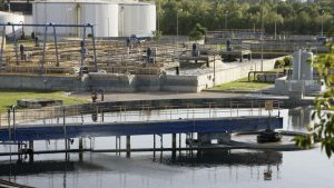 Uso aguas regeneradas Cuenca del Guadalquivir